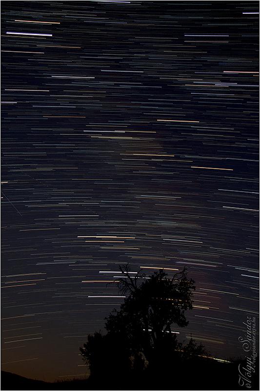 Csillagjárás - 2016. augusztus, Mecsek